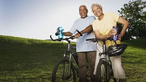 Active seniors. Credit: Thinkstock