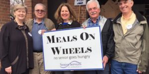 "Alexandria Gazette - March for Meals ""Champions"" Week"