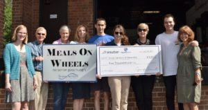 SSA Receives 395 Express Lanes Community Grant