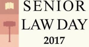Sponsorships Available for Senior Law Day