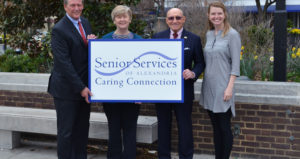Alexandria Gazette Packet: SSA Launches $230,000 'Caring Connection' Campaign
