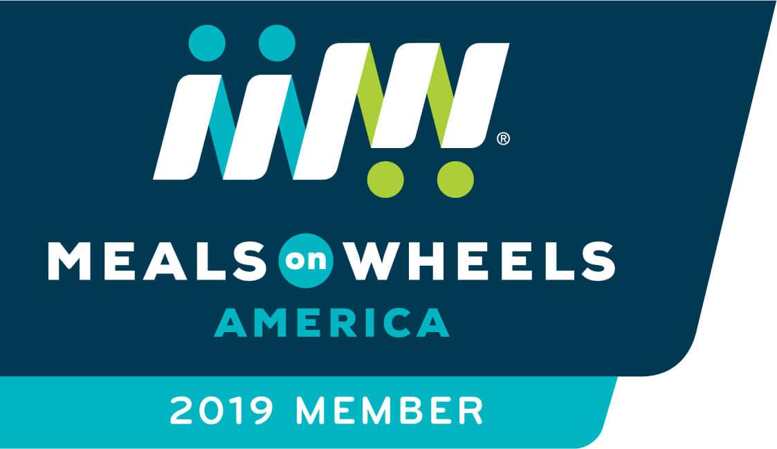 Meals on Wheels America 2019 Member - Senior Services of Alexandria