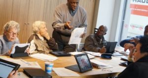 AARP Workshops: Intro to & Beyond the Basics of Tablets