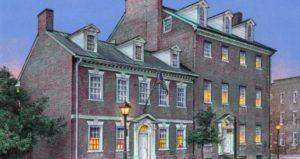 Gadsby's Tavern Senior Tour: December 13th