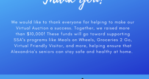 Thank you for making our auction a success!